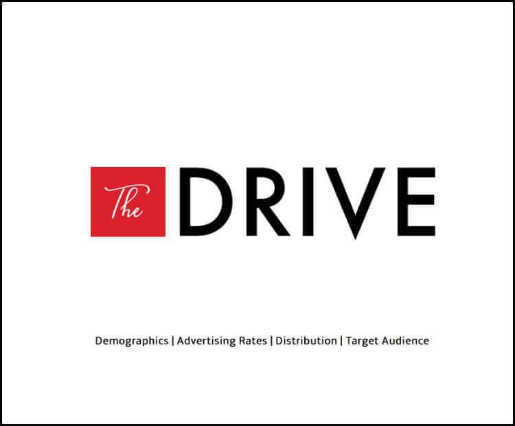 The Drive Magazine Media Kit