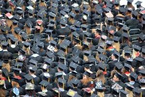 Graduating after 40